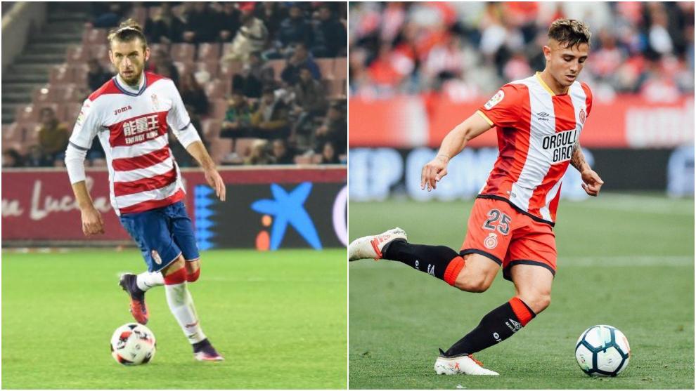 Gastón Silva y Pablo Maffeo, últimos fichajes del Huesca.