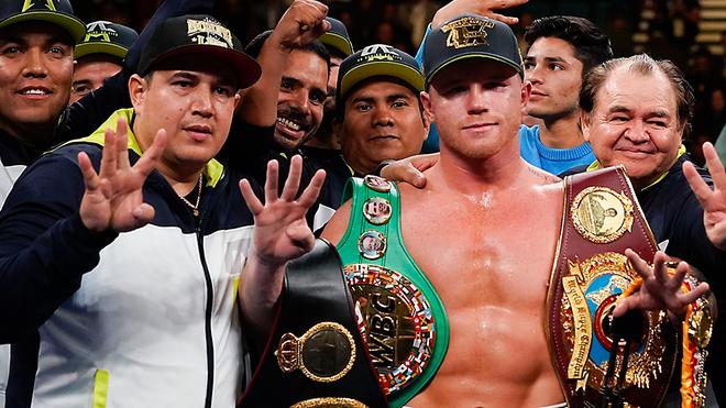 Eddy Reynoso asegura que el Canelo será el mejor boxeador mexicano de la historia cuando se retire