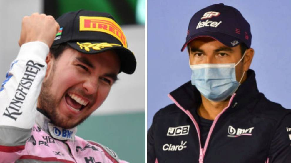 Checo Pérez finaliza su etapa en Racing Point