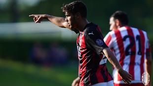 Brahim: dos partidos y ya marca goles con el Milan