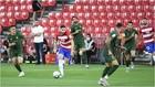Imagen del último Granada-Athletic, partido que debería abrir la...