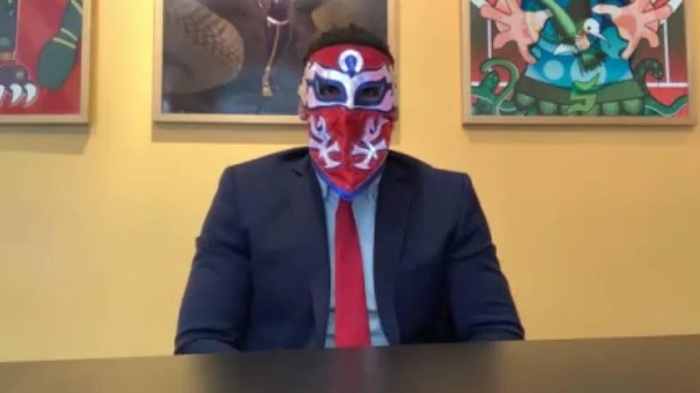Bandido enfrentaría al Volador Jr. en el Aniversario 87 del CMLL
