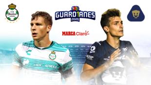 Pumas vs Santos en vivo online Liga MX: Partido de hoy, Apertura...