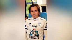 El Burrito Hernández sufrió una fuerte lesión ante el Cruz Azul