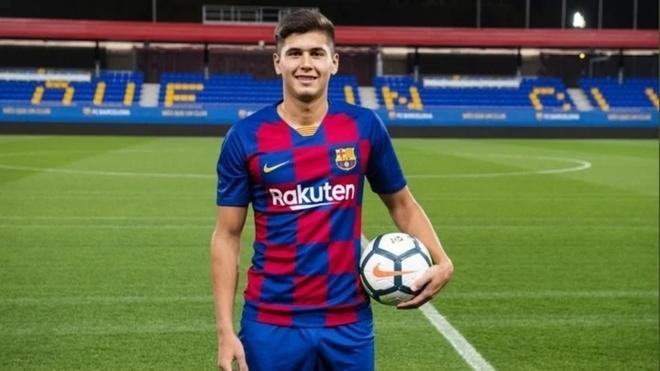 Ramos Mingo: Expendable à Barcelone après seulement huit mois au club