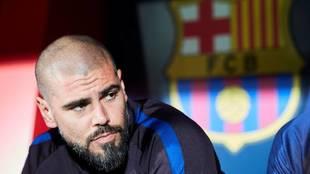 """Valdés y sus dos salidas del Barcelona: """"Una fue en un carrito llorando y la otra me encontré con las puertas cerradas"""""""