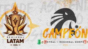 Estral Esports, campeón del Regional Norte del LoL.  