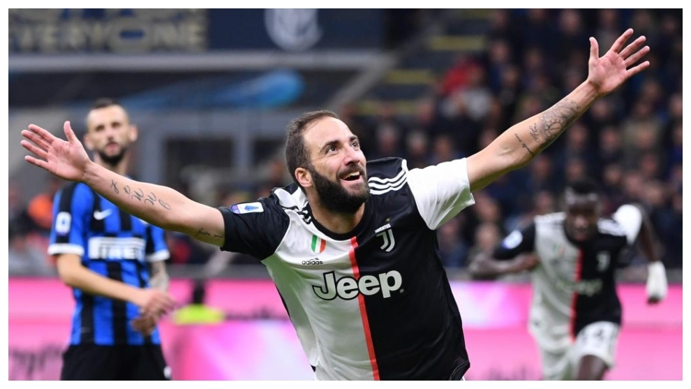 Higuain travelling to the USA to sign for Inter Miami
