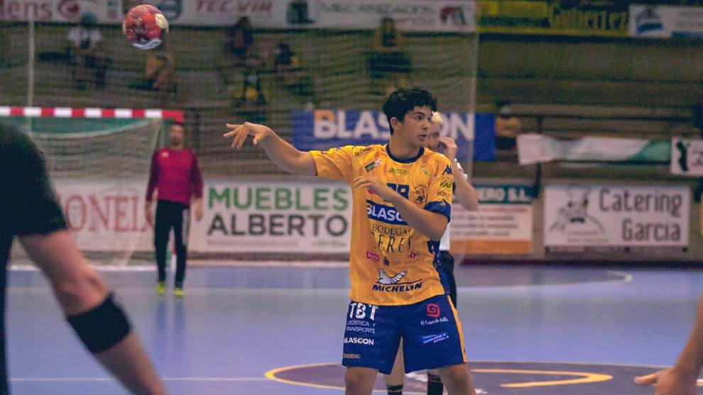 Alberto Montiel, durante un partido de pretemporada /
