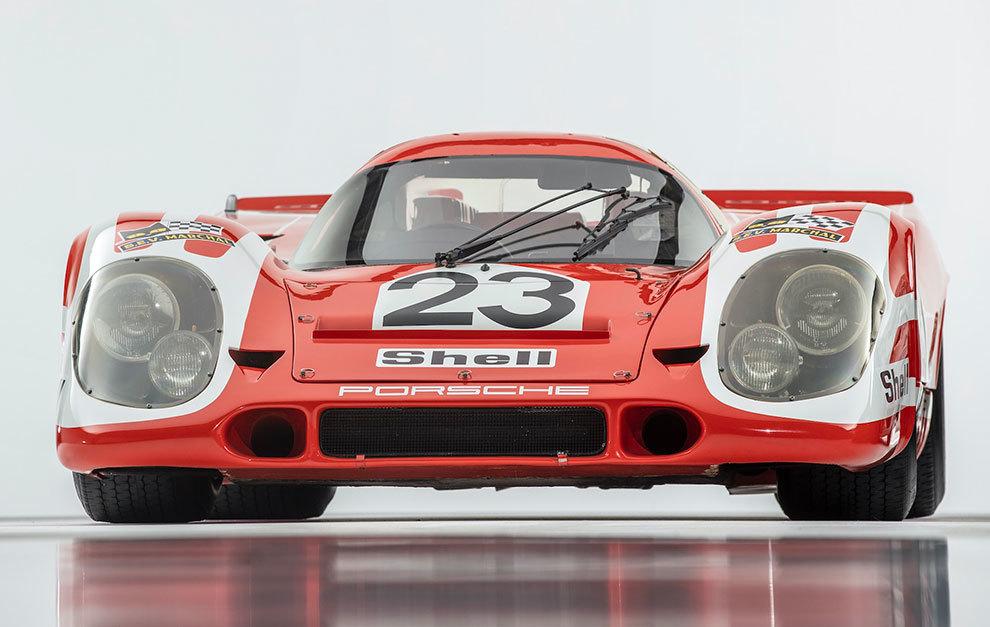 La belleza del 917 KH es impresionante.