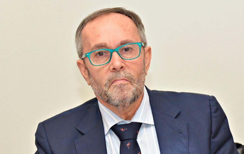 Luis Montoro, presidente de honor de Fesvial.