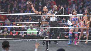 Bianca Blair platicó sobre su paso por RAW