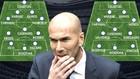 La gran decisión de Zidane