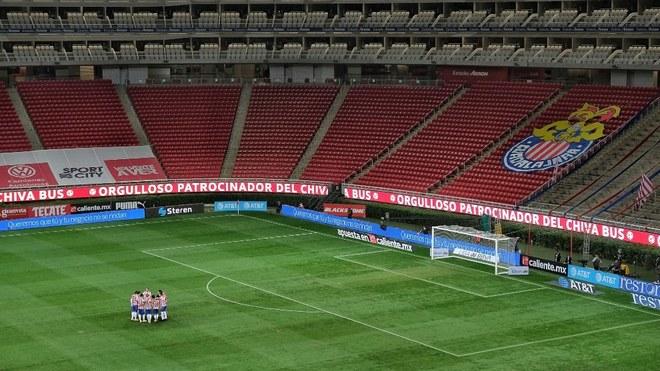 Chivas y Atlas jugarán sin público ante nuevas medidas del estado de Jalisco por la pandemia de COVID-19