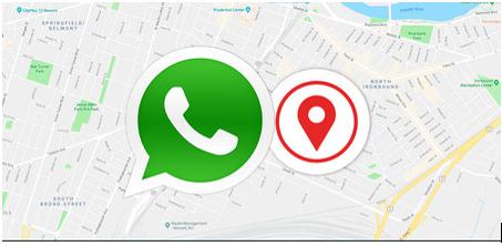 15998730298188 #WhatsApp: ¿Cómo saber la ubicación de tus contactos cuando te escriben?