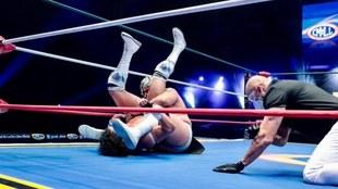 Gran Guerrero y Volador siguen mostrando su alta calidad en el ring.