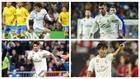 El Real Madrid se 'guarda' cuatro fichajes