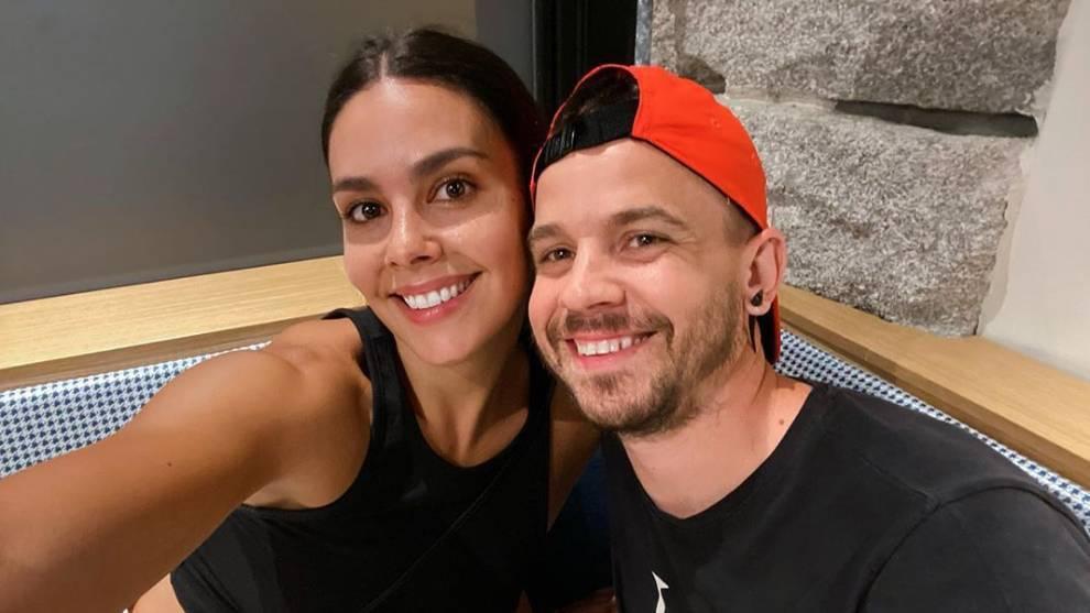 Cristina Pedroche y Dabiz Muñoz disfrutando de su tiempo libre