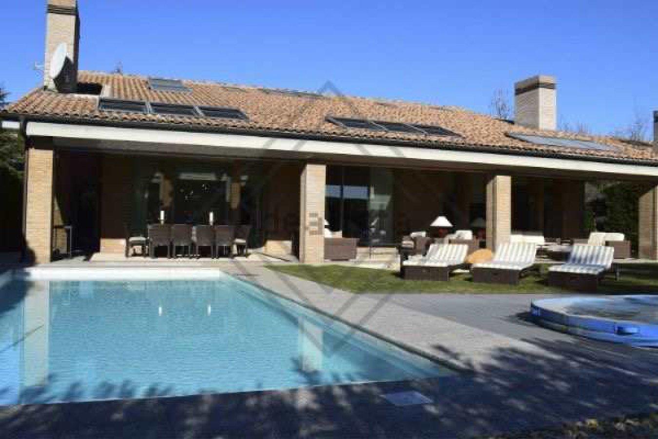 La nueva casa de Cristina Pedroche y Dabiz Muñoz en La Finca