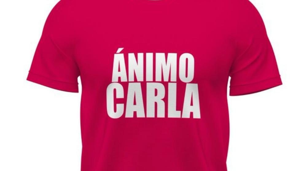 Camiseta con la que saldrá Las Palmas al césped de Butarque