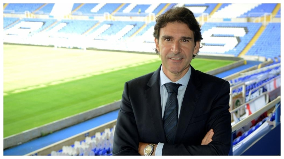 Aitor Karanka, nuevo entrenador del Birmingham City.