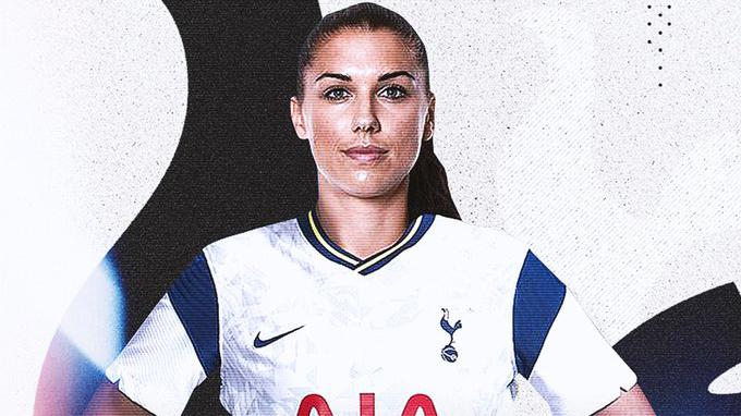 Futbol Femenil El Tottenham Femenil Hace Oficial El Fichaje De Alex Morgan Marca Claro Mexico