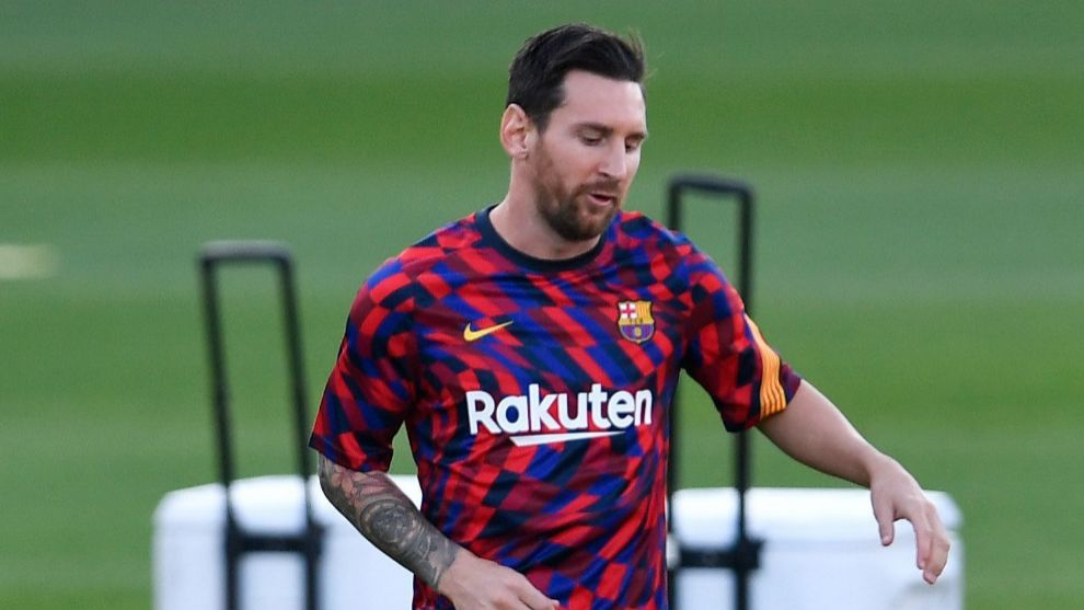 Messi starts for Barcelona in first pre-season friendly
