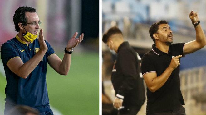 Alineaciones oficiales Villarreal - Huesca: Emery, a fidelizar el  'Coquelin-Parejo'