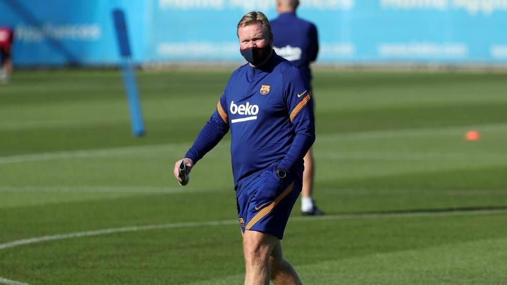 Koeman: Pedri et Trincao sont d'excellentes recrues pour Barcelone