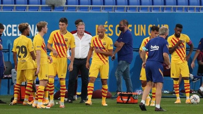 Los jugadores más destacados del Barcelona de Koeman.