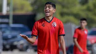 Luis Martínez, nuevo futbolista del Salamanca tras su paso por Xolos...