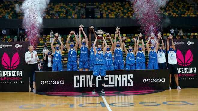 El Avenida gana al Gernika y recupera el trono de la Supercopa femenina