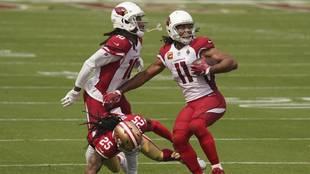 Los Cardinals iniciaron con victoria la Semana 1 de la NFL