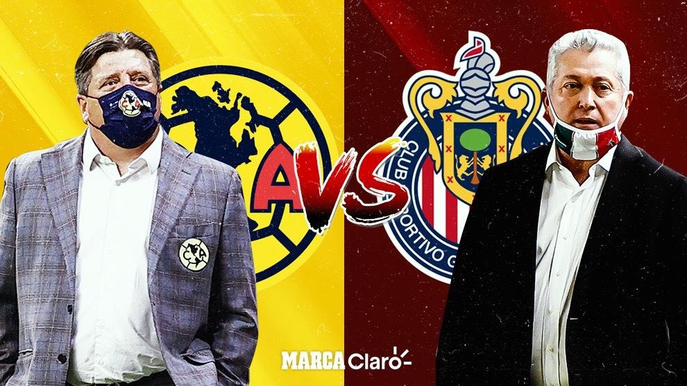 Chivas vs América, ¿quién ganará el Clásico?