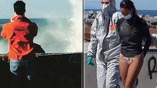 El joven que grabó a la surfista que rompió la cuarentena se va de San Sebastián por las amenazas