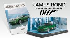 Colección Coches Bond Sábado 19 de septiembre:  JAGUAR XKR + fascículo por sólo 9,95¤