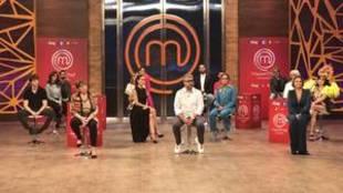 Masterchef Celebrity 5 comienza el martes 15 de septiembre en La 1 a...
