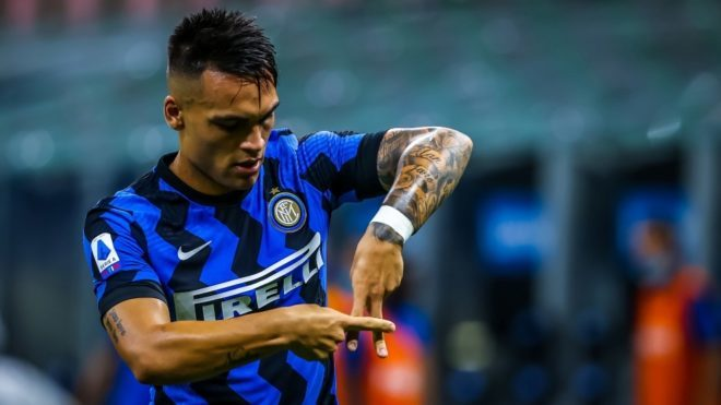 Real Madrid join Barcelona in the race for Lautaro