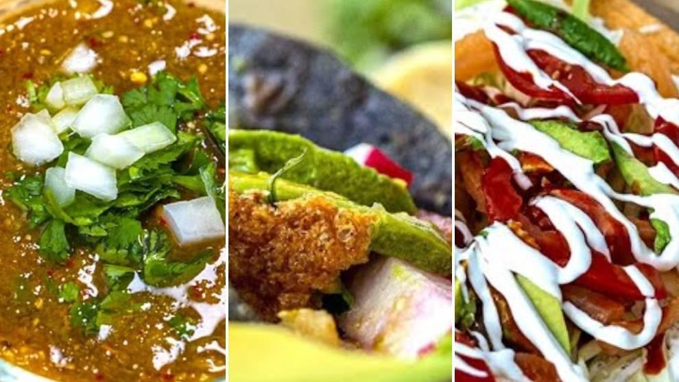 Ideas para comida del 15 de septiembre