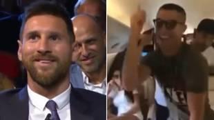 El viral baile de Cristiano Ronaldo y Messi que va a arrasar en TikTok
