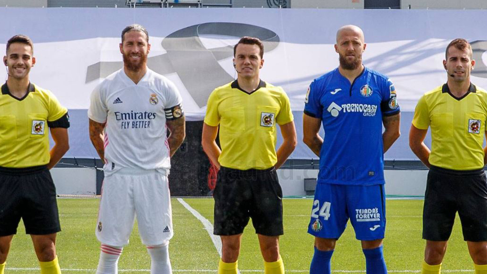 Real Madrid beat Getafe 6-0 in first and only pre-season friendly