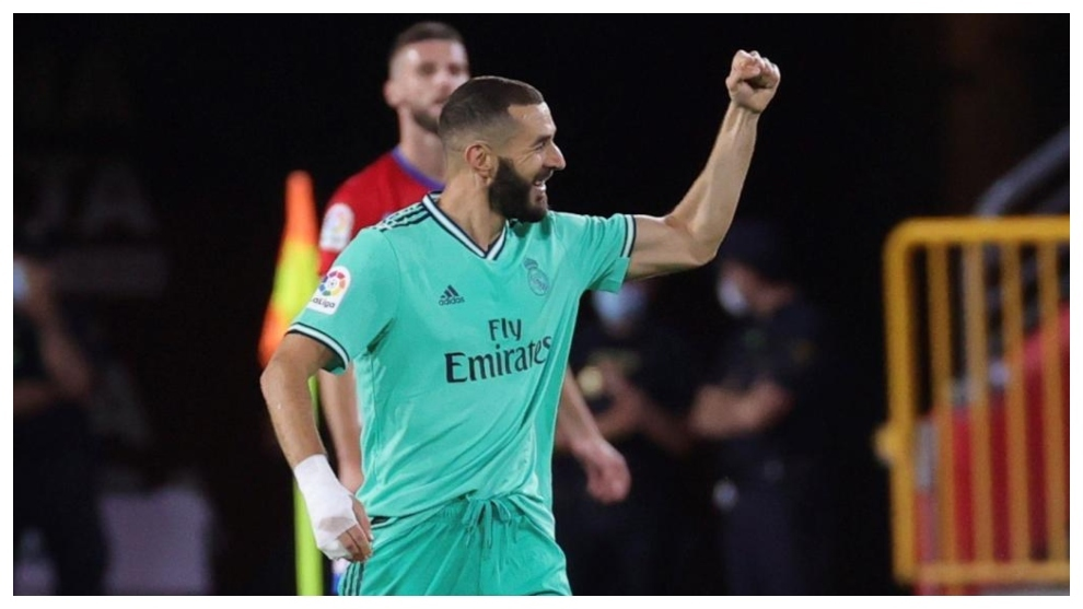 Benzema: 57 goals in the last two seasons and another four to launch 2020/21