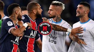 Las nuevas imágenes que demostrarían los insultos racistas de Álvaro a Neymar