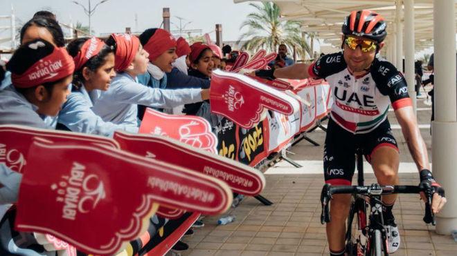 El italiano Ulissi se hace con la primera etapa y el liderato del Tour de Luxemburgo