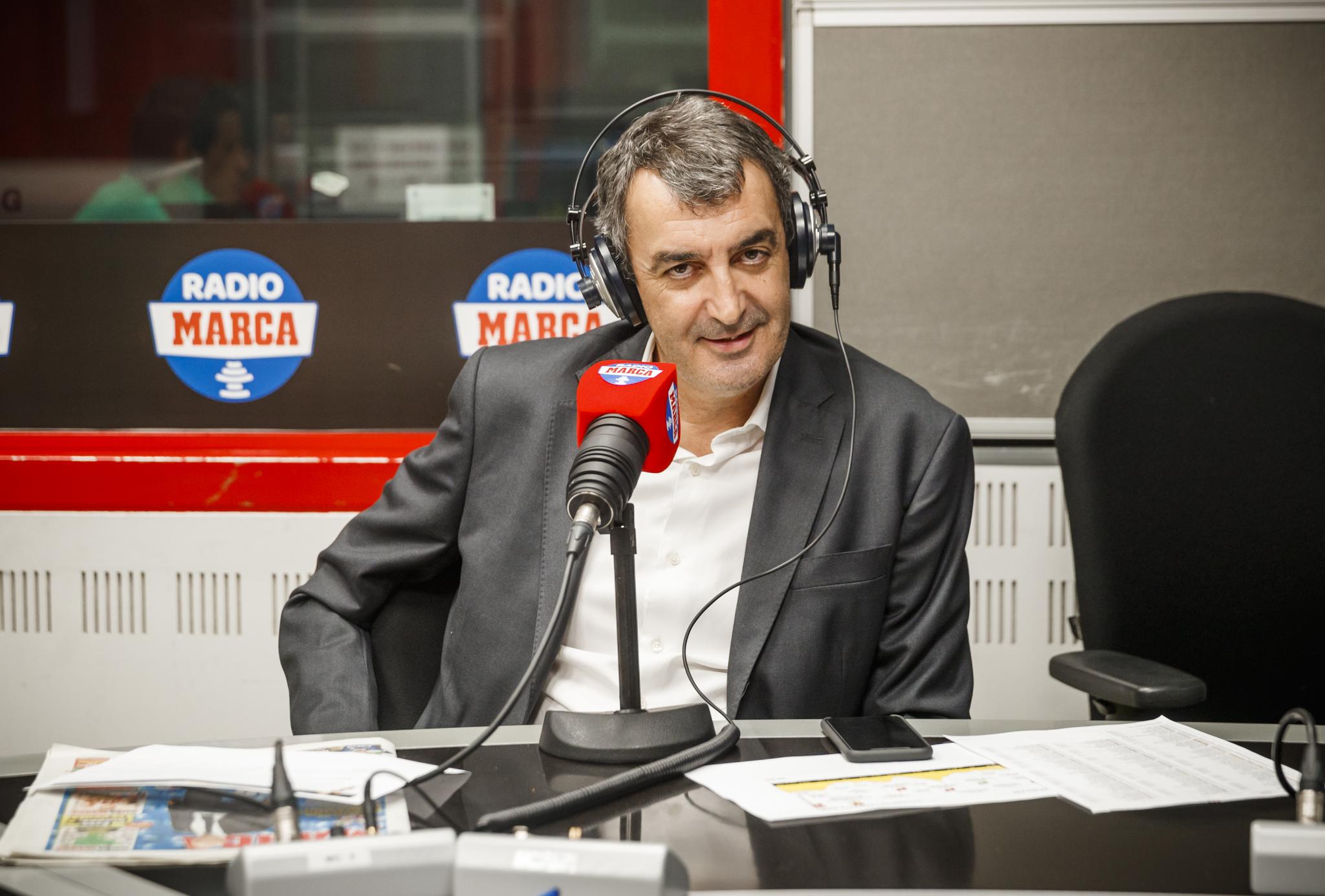 lt;HIT gt;JAVIER lt;/HIT gt; GUILLEN, DIRECTOR DE LA VUELTA A ESPAÑA EN RADIO lt;HIT gt;MARCA lt;/HIT gt;