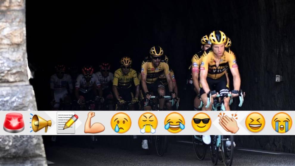 ¿De verdad a alguien le está gustando la lucha por ganar este Tour de Francia?