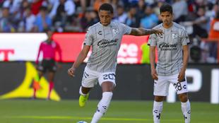 Jeison Lucumí dice adiós a la Liga MX