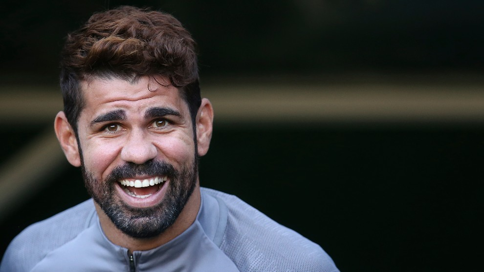 Gil Marin met à jour Costa et Arias alors qu'ils reviennent à l'entraînement de l'Atletico Madrid