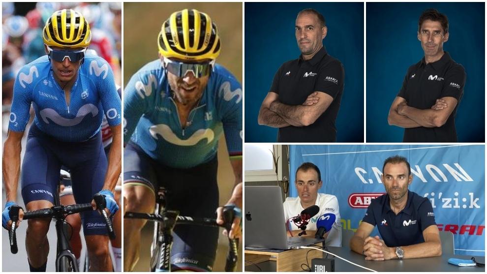 """Movistar, satisfecho con su Tour y soñando con el podio: """"Vamos callando las críticas del inicio"""""""