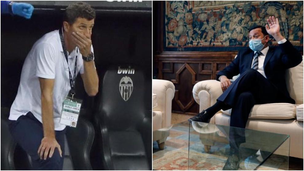Murthy dit à Gracia que les signatures seront difficiles pour Valence